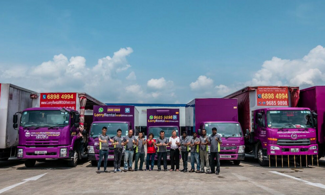 3ddb85c6ff Lorry Rental with Driver Singapore